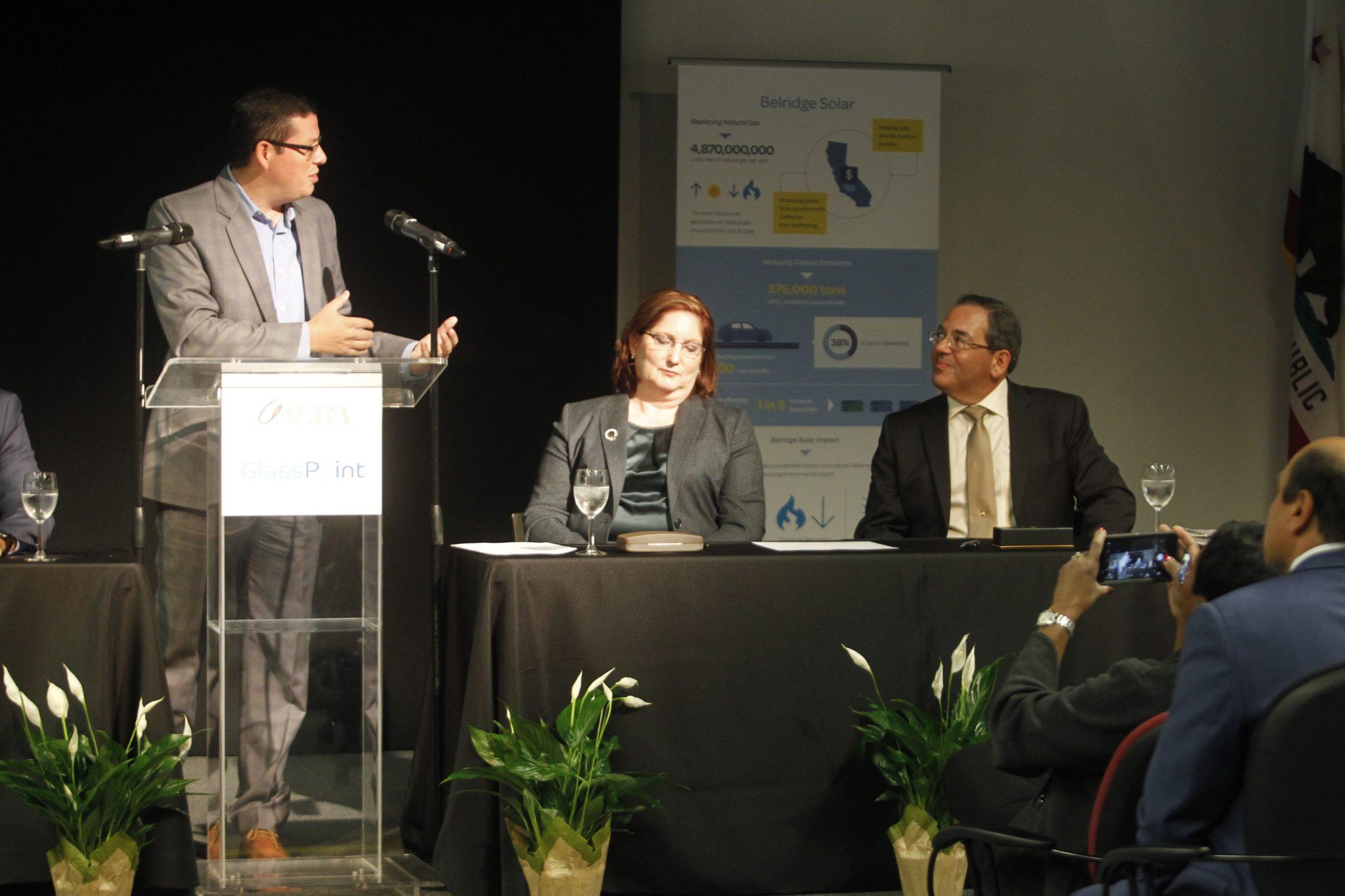 Aera Energy Glasspoint To Build California S Largest