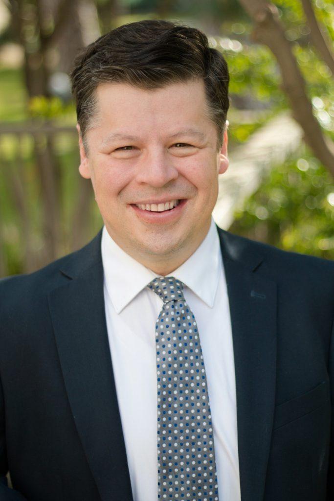 Richard Chapman, president and CEO of Kern Economic Development Corporation