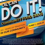 OIL CAN DO IT Flyer