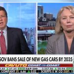 WSPA President Catherine Reheis-Boyd and Neil Cavuto of Fox News discuss California's ban on new gas-powered cars and the problems in the proposed policy.