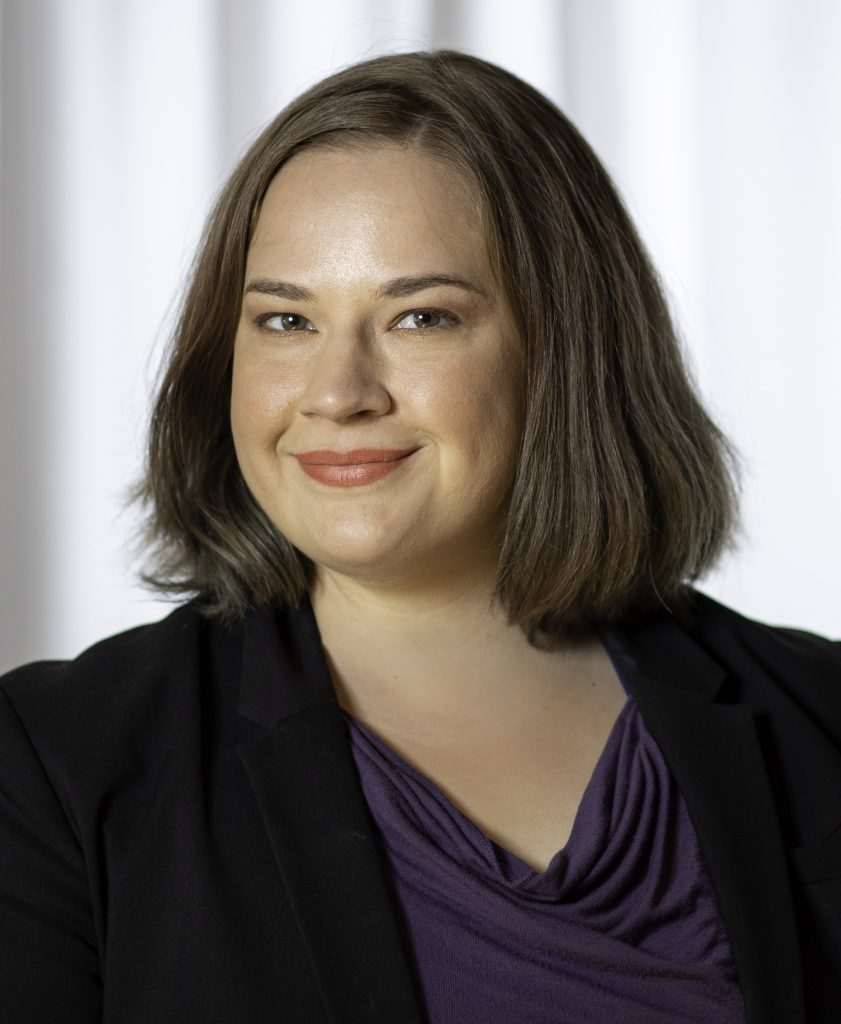 Emily Fisher, senior geologist, Aera Energy